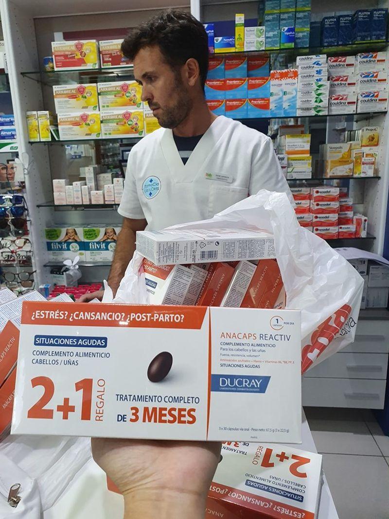 DURAY - thuốc mọc tóc số 1 của Tây ban nhaHAPPY KISS giá sỉ, giá bán buôn