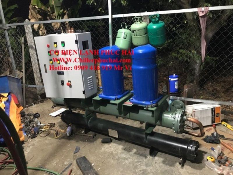 Cung cấp hệ thống chiller công nghiệp giá tốt tại TPHCM giá sỉ, giá bán buôn