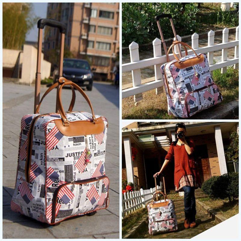 Túi kéo du lịch cao cấp không thấm nước giá sỉ, giá bán buôn