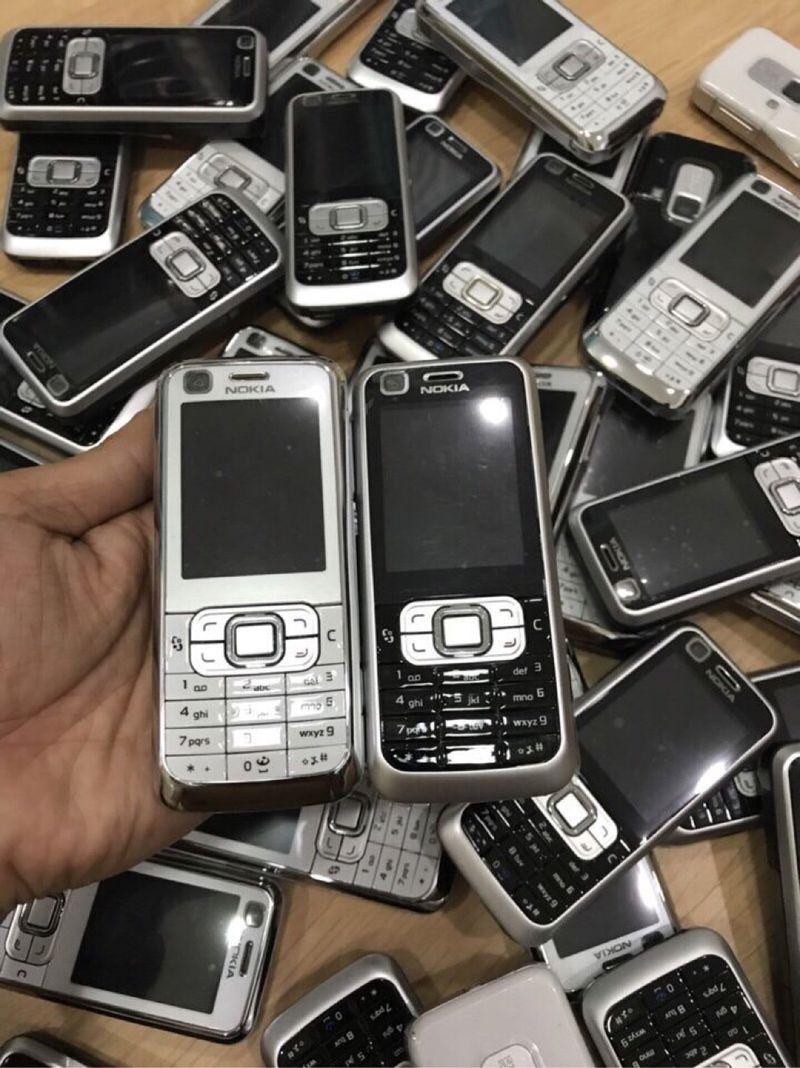 Nokia 6120Classic