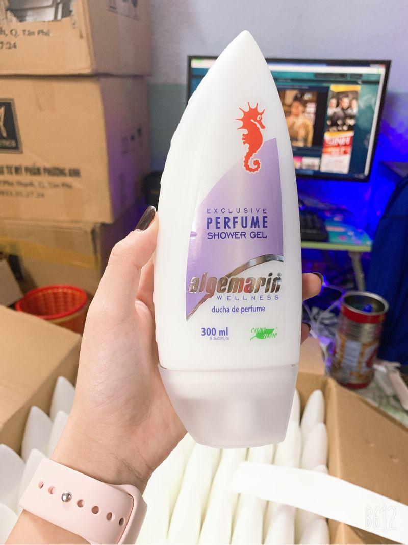 Sữa Tắm Cá Ngựa Algemarin giá sỉ, giá bán buôn