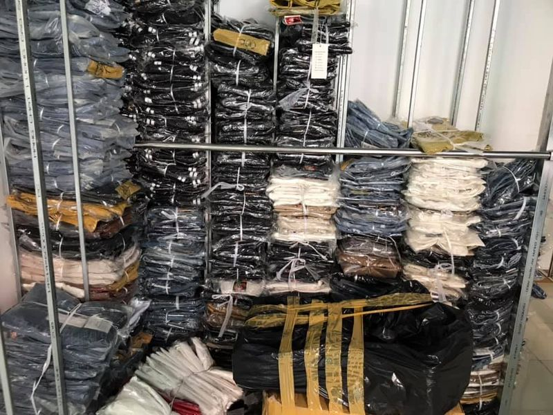Quần jeans nữ sell 40k-90k giá sỉ, giá bán buôn