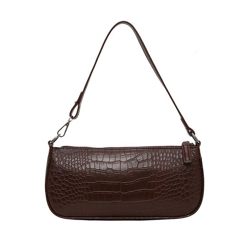 Túi xách nhỏ đeo vai vân cá sấu hàng cao cấp D673 giá sỉ giá bán buôn