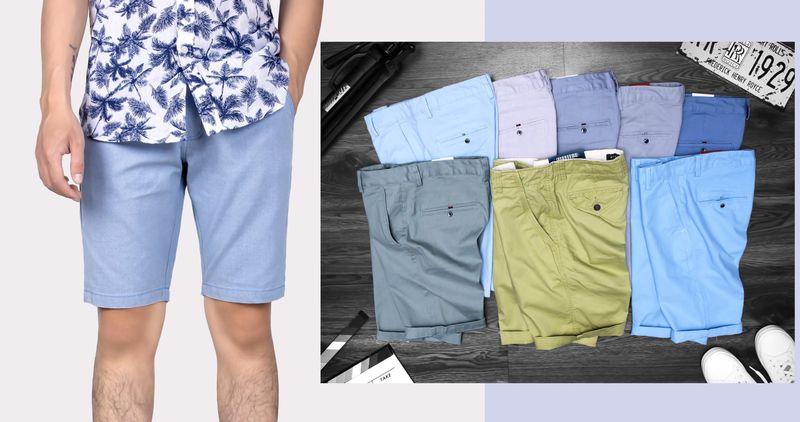 short kaki nam nhiều màu giá sỉ, giá bán buôn