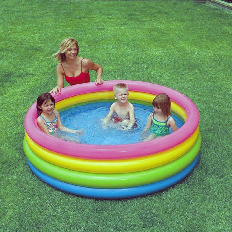 Bể bơi phao 4 tầng Intex 56441 cho bé giá sỉ, giá bán buôn