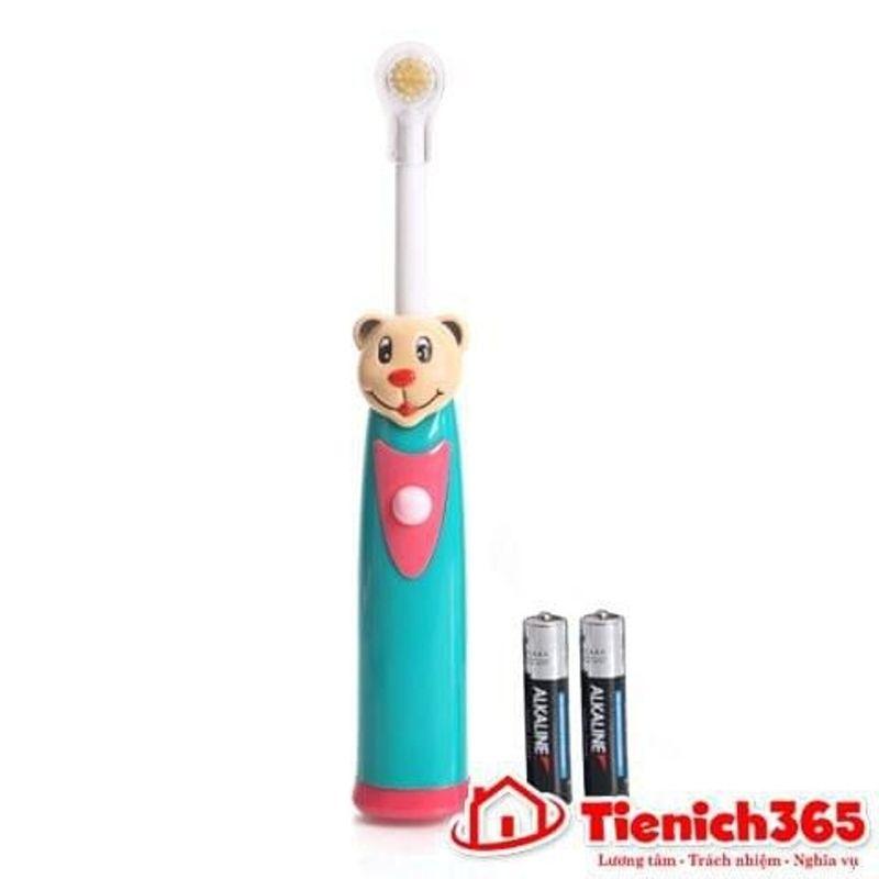 Bàn chải đánh răng tự động hình thú cho bé giá sỉ, giá bán buôn