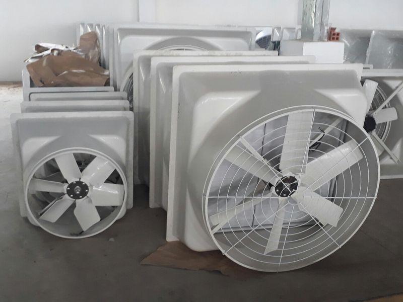Lắp đặt hệ thống làm mát nhà xưởng quạt thông gió hay máy làm mát tại Nghệ An giá sỉ, giá bán buôn