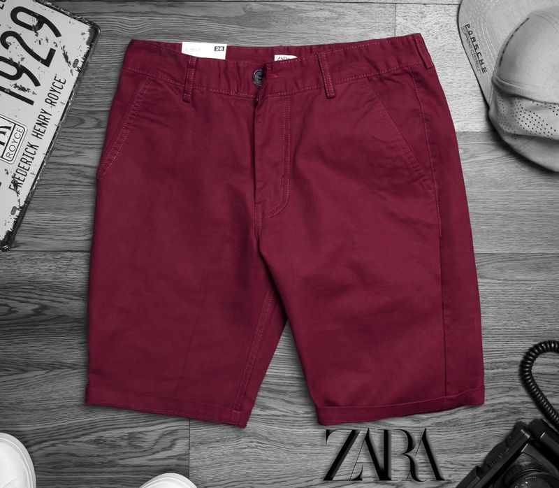 short kaki nam đơn giản nhưng cực chất màu đỏ giá sỉ, giá bán buôn
