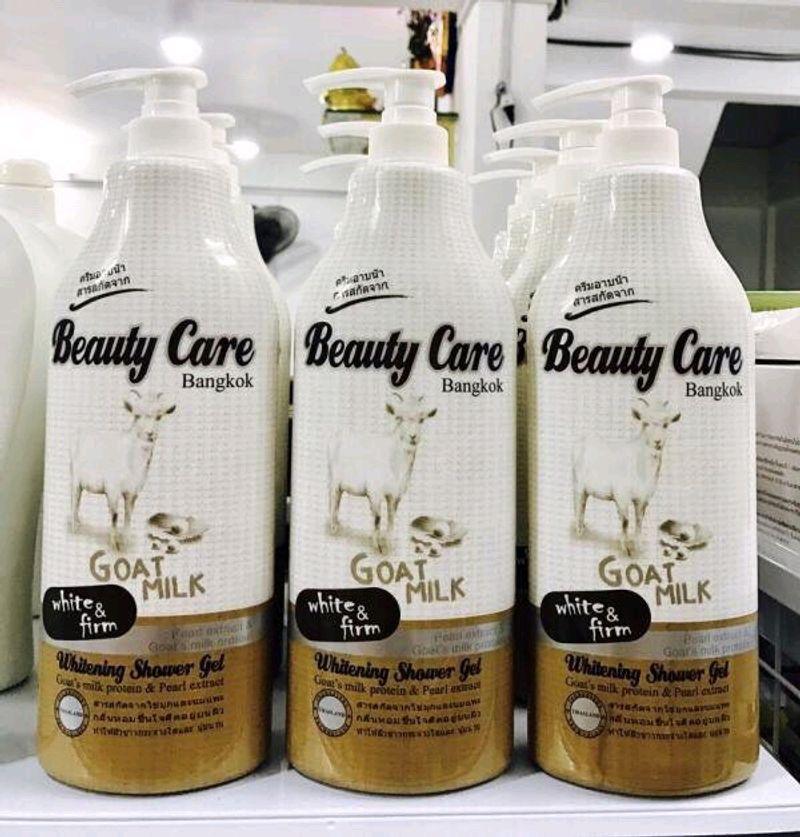 Sữa tắm trắng da Thái Lan giá sỉ, giá bán buôn