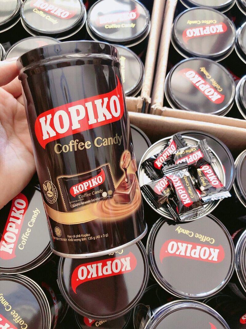 Kẹo cà phê Kopiko giá sỉ, giá bán buôn