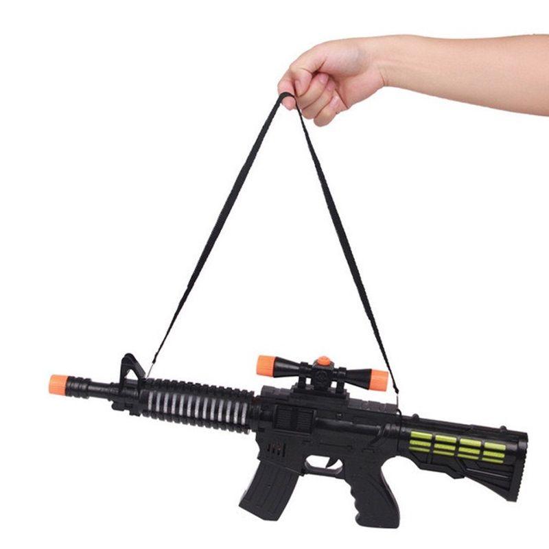 Đồ chơi súng AK Có Đèn Nhạc Lớn 57cm giá sỉ