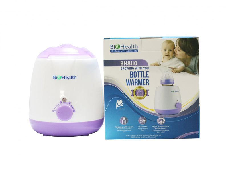 Máy hâm sữa 3 chức năng Bio Heath giá sỉ