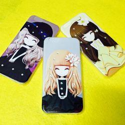 Ốp lưng điện thoại đính đá ip 5-6-6 plus-6s họa tiết in nổi cực đẹp giá sỉ
