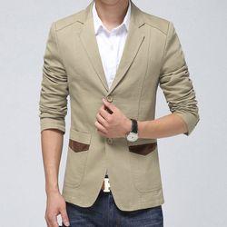 Áo khoác vest nam thời trang - size m-l