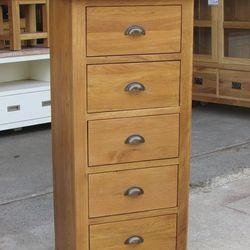 Tủ 5 ngăn kéo euf 122 -d55cm x s38cm x c115cm