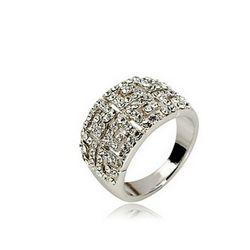 1273 nhẫn đeo tay nữ thời trang, thiết kế trẻ trung tinh tế, mẫu hàn mới