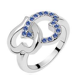 4069 nhẫn đeo tay nữ thời trang, kiểu dáng nữ tính, phong cách trẻ trung