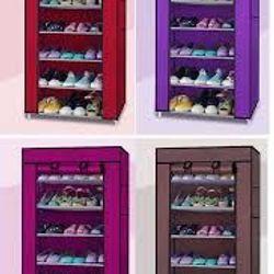 Tủ giày các loại 4 tầng 5 tầng 6 tầng 9 tầng giá sỉ