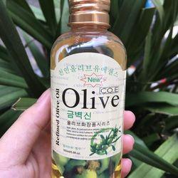 Tinh dầu massage olive oil 160ml giá sỉ