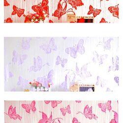 Rèm cửa hình bướm 3d giá sỉ, giá bán buôn