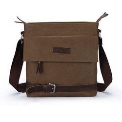 Túi đeo chéo vải bố v006 giá sỉ