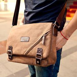 Túi đeo chéo vải bố v130 giá sỉ