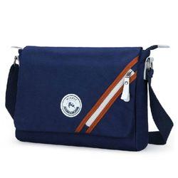 Túi đeo chéo vải bố v171 giá sỉ, giá bán buôn
