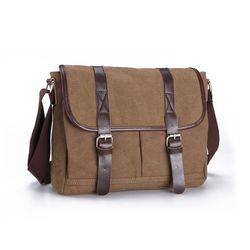 Túi đeo chéo vải bố v247 giá sỉ