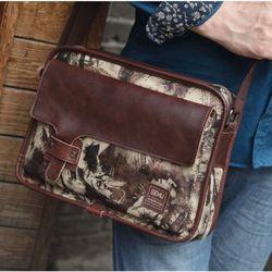 Túi đeo chéo vải bố v250 giá sỉ