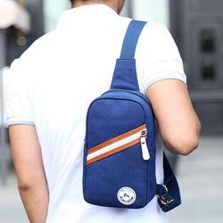 Túi đeo chéo vải bố v254 giá sỉ