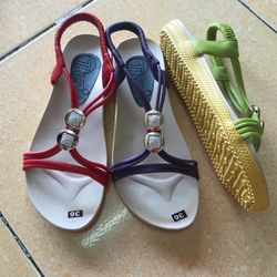 Giày sandan nữ ( mh : sd24 )