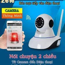 Camera ip không dây hồng ngoại 720p giá rẻ