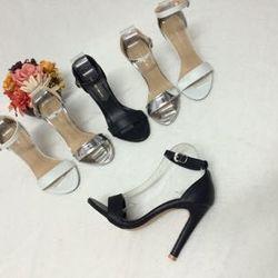 Giày sandal cao gót ngọc trinh- o243 giá sỉ