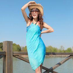 Khăn tắm đi biển đa năng cho mùa hè tươi mát mẫu mới 22 giá sỉ