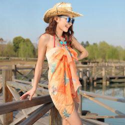 Khăn tắm đi biển đa năng cho mùa hè tươi mát mẫu mới 24 giá sỉ
