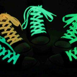 dây giày dạ quang phát sáng trong đêm giá sỉ 10k/cặp 60cm 15k/cặp 80cm giá sỉ