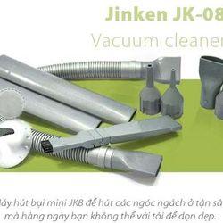 Máy hút bụi cầm tay mini 2 chiều vacuum cleaner jinke -jk8 giá sỉ, giá bán buôn