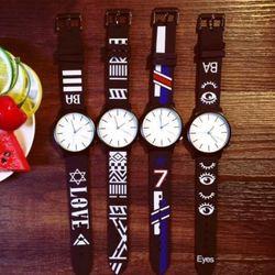 Đồng hồ cặp kiểu hàn quốc