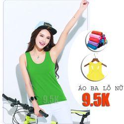 Bỏ-sỉ-áo-ba-lỗ-nữ | giá tốt nhất 9500 vnđ
