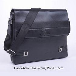 Túi xách da nam đeo chéo thời trang dn099