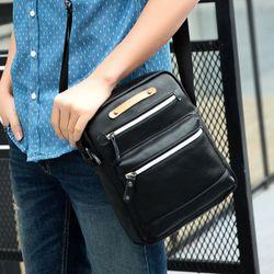 Túi đeo chéo da nam lịch lãm d265