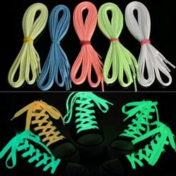 dây cột giày dạ quang phát sáng trong đêm dài 60cm 10k/cặp giá sỉ