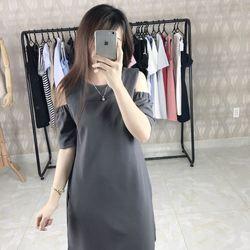 Lola dress chụp thật 100%- gia công và bán sỉ vnxk