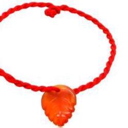 dây đỏ đeo tay may mắn kèm mặt dây giá sỉ 3k giá sỉ