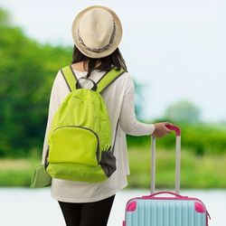 Ba lô du lịch xếp gọn tiện lợi giá sỉ, giá bán buôn