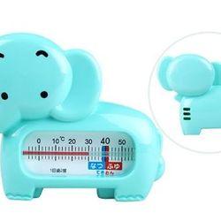 Nhiệt kế đo nước hình voi_040