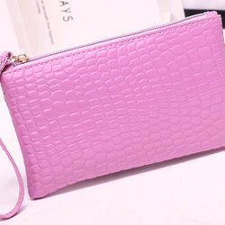 ví da thời trang mới có quai cầm giá sỉ 25k giá sỉ