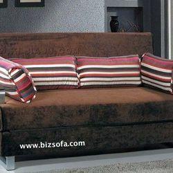 Sofa giường vải nhung da 10