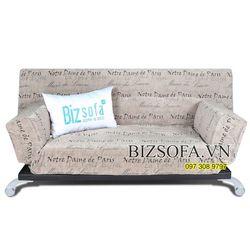 Salon giường sử dụng nệm mút mỹ biz strong