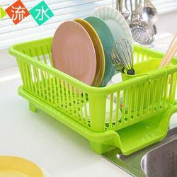 Kệ đựng bát đĩa để vật dụng nhà bếp đa năngsize trung